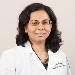 Elizabeth George MD